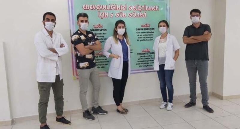 Psikososyal Destek Hizmet Grubu, salgın sürecinde vatandaşlara destek veriyor