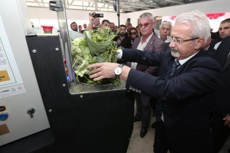 """Nilüfer Belediyesi'nin Kompost Ünitesi'ne """"Sağlıklı Çevre""""  ödülü"""