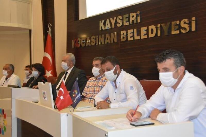 Kocasinan Belediyesi 19 milyon 362 bin lira gelir elde etti