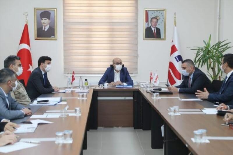 Mardin'de İl Spor Güvenlik Kurulu toplandı