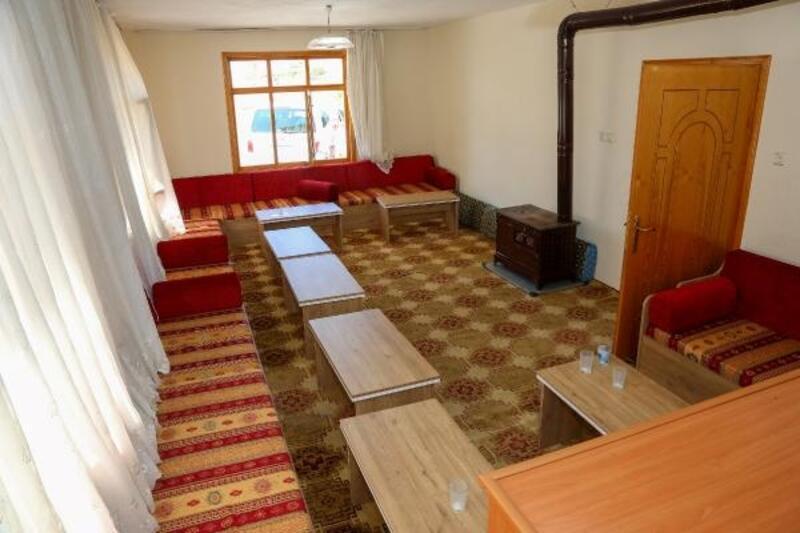 Meram'da mahalle odaları