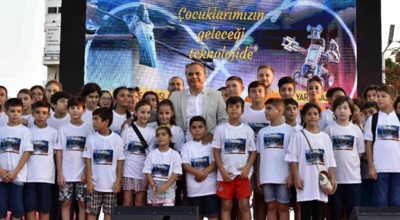 Muratpaşa'dan öğrencilere 'tablet' kampanyası