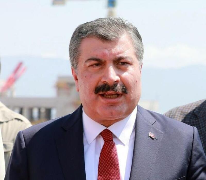 Bakan Koca 18 Eylül'de İzmir'de