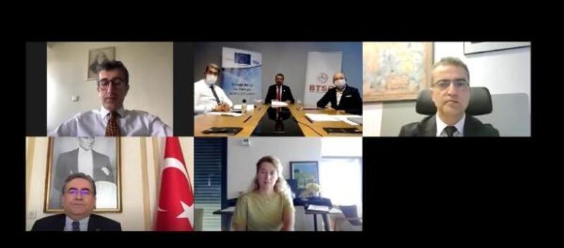Türkiye-Belçika Ticari İlişkileri ve fırsatlar webinarı gerçekleştirildi