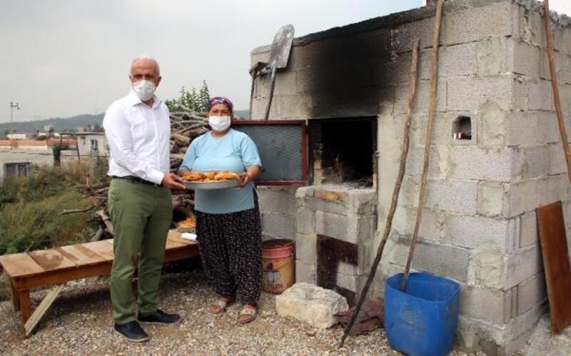 Asırlık Girit ekmeği, Akdeniz'de yaşatılıyor