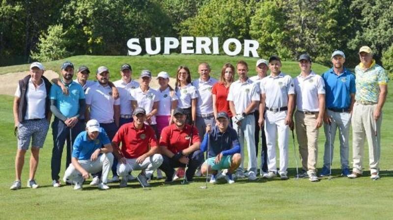 Türk golfçü Ukrayna'da şampiyon oldu