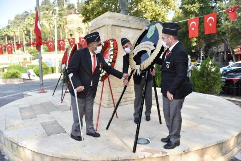 Kahramanmaraş'ta Gaziler Günü kutlandı