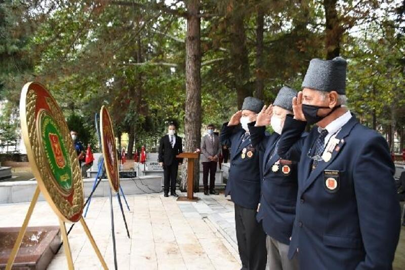 İnegöl'de Gaziler Günü törenlerle kutlandı