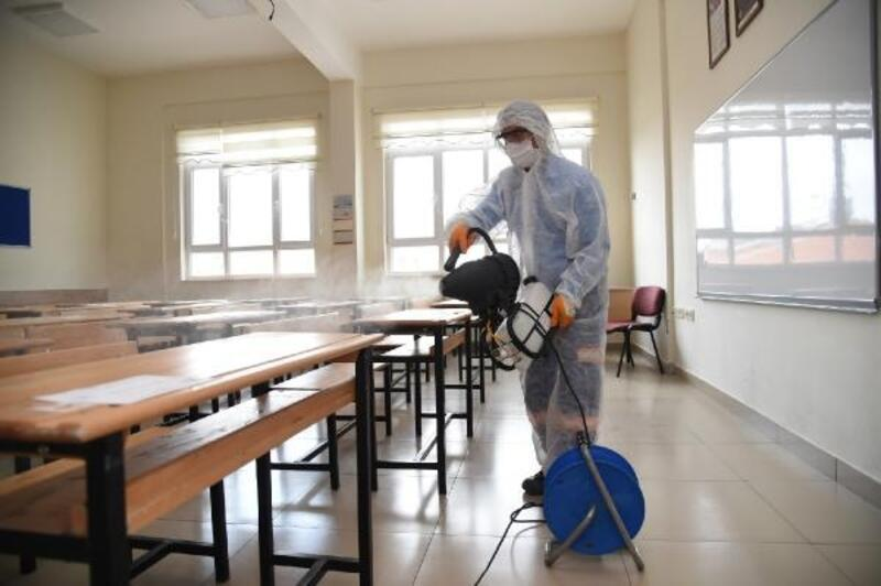 Altındağ'da okullar 21 Eylül'e hazır