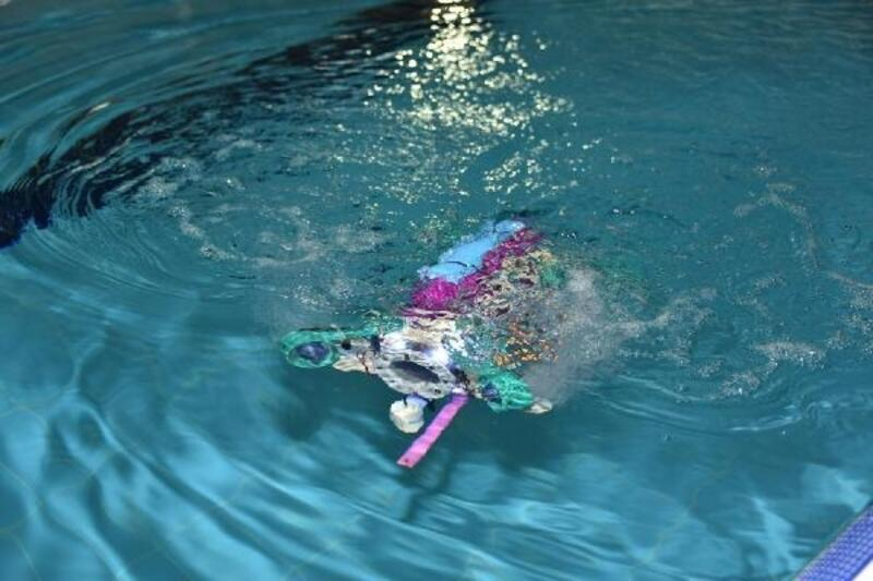 Karatay Bilim ve Sanat Merkezi, deniz altı robotuyla Teknofeste katılacak