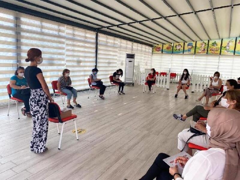 Kadın Yaşam, Destek ve Dayanışma Merkezi'ne tanıtım