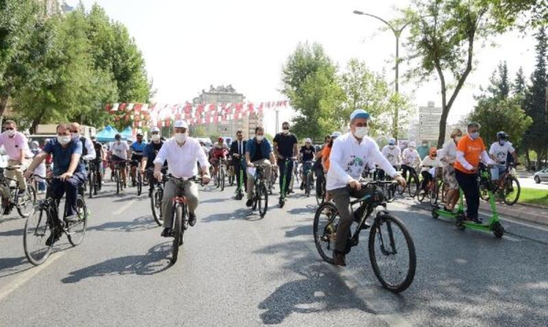 Kahramanmaraş'a 'Akıllı bisiklet yolu' yapılacak