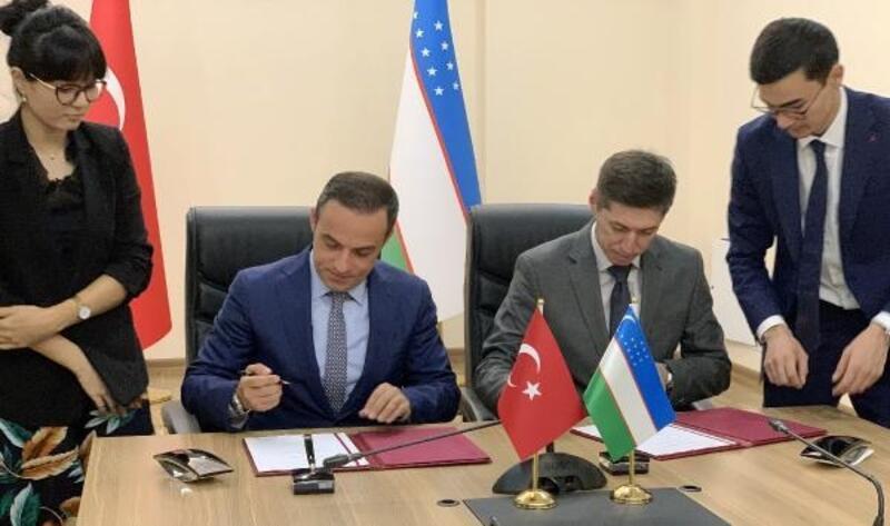Özbek doğalgazını elektriğe Türk şirketi çevirecek