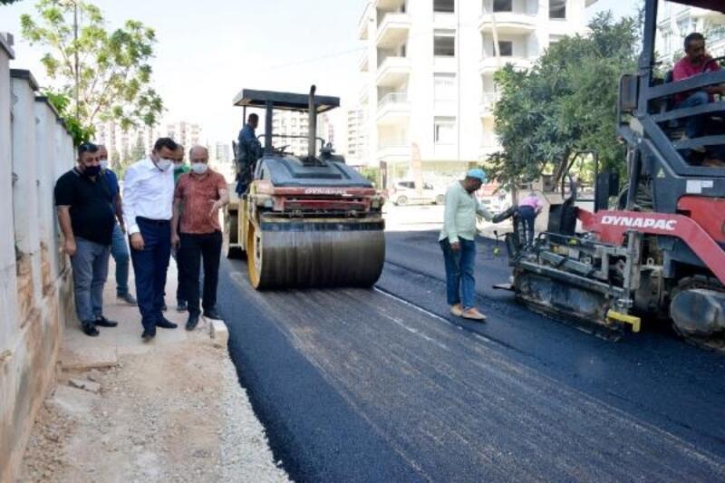 Yenişehir'de çalışmalar devam ediyor