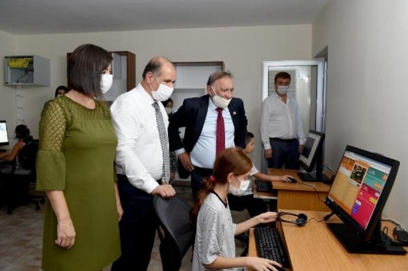 Seyhan Belediyesi Bilgi Evi açıldı