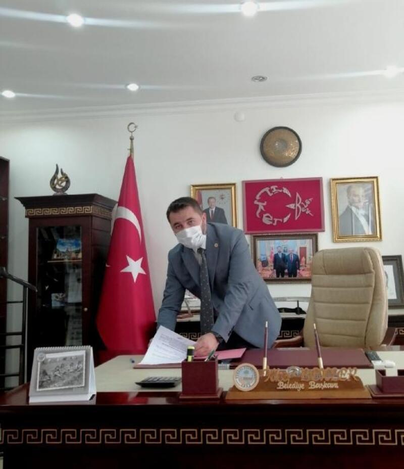 Kızılay'dan Turhal aşevine 1 ton 800 kilo et bağışı