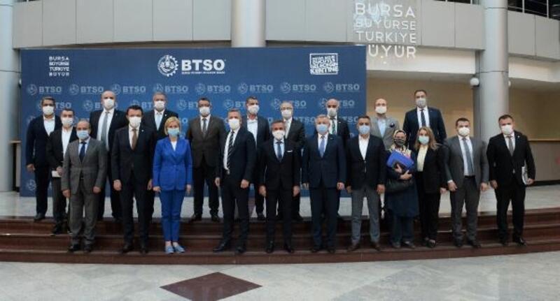 Gagauz Özerk Yeri Başkanı Irina Vlah: Bursalı yatırımcılarımızı bölgemize bekliyoruz