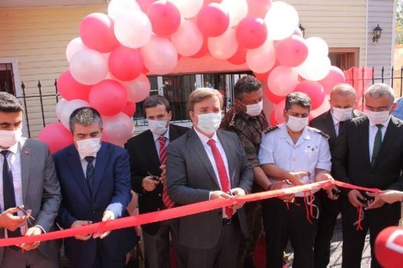 """Aksaray'da """" Vefa Market"""" Açıldı"""