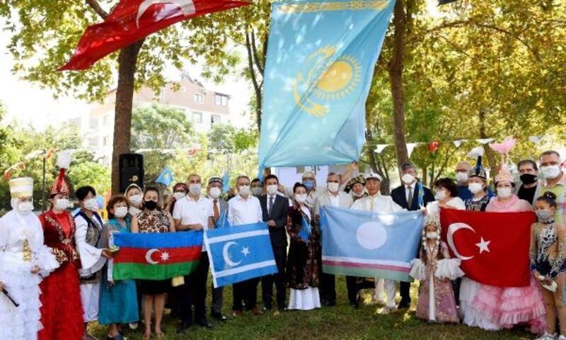 Abay Kunanbayoğlu adı Muratpaşa'da yaşayacak