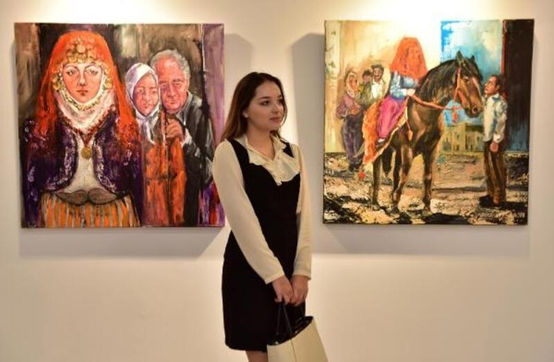 'Anadolu'da Kadın' sergisi sanatseveri bekliyor