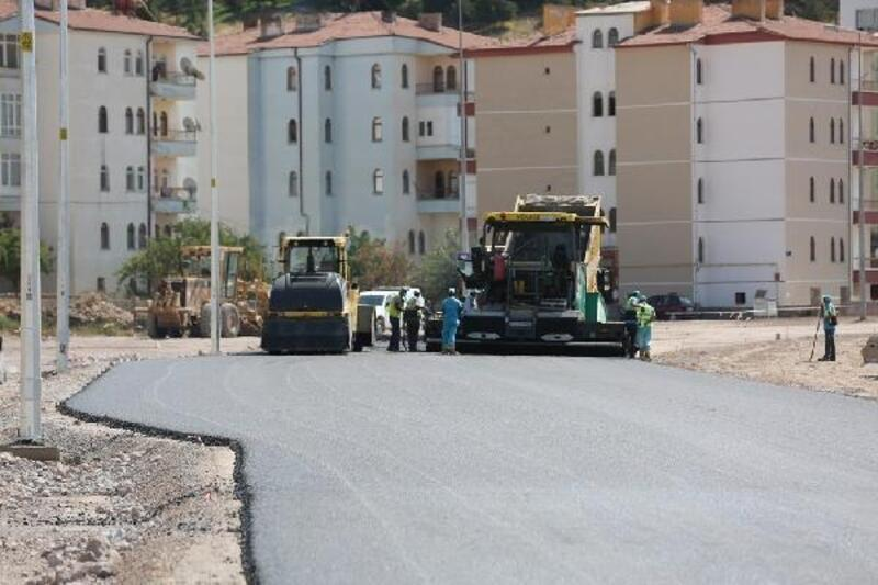 Kocasinan'da 415'inci sokağın alt yapı çalışmaları tamamlandı