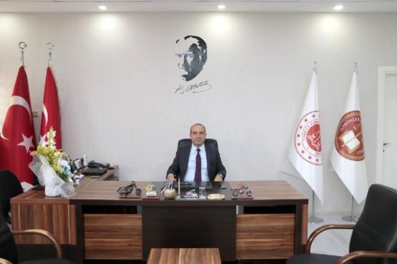 Bursa'da Halim Gülmüş, Adli Yargı veAdalet Komisyonu Başkanlığı'na getirildi