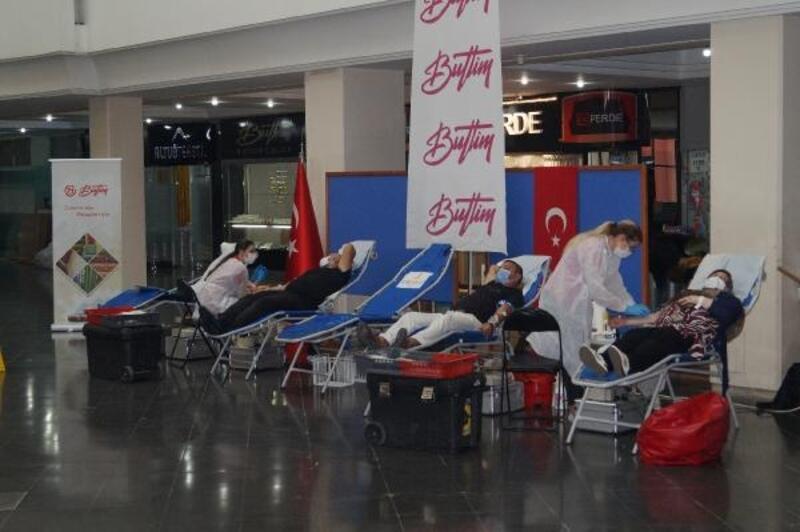 BUTTİM'den Türk Kızılayı'na kan bağışı desteği