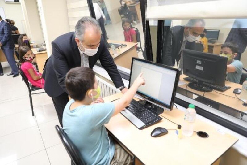Bursa Büyükşehir Belediyesi'nden uzaktan eğitime destek