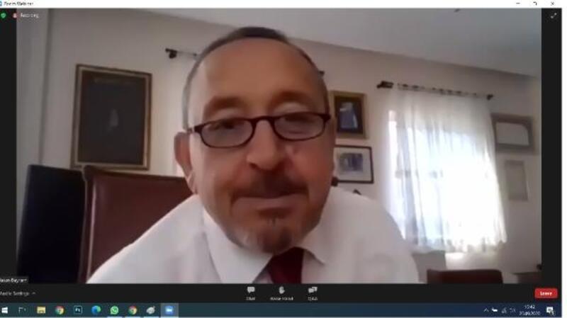 TETSİAD Başkanı Bayram: E-ticaretle ülkeler arasındaki sınırlar kalktı