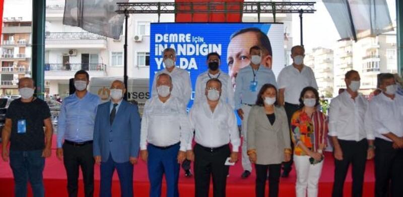 AK Parti Demre'de Arıcı dönemi