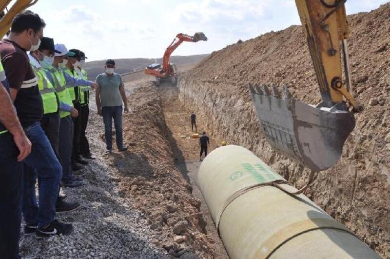 Yedigöze Sulama Projesi ile 1.1 milyon dekar tarım arazisi suyla buluşacak