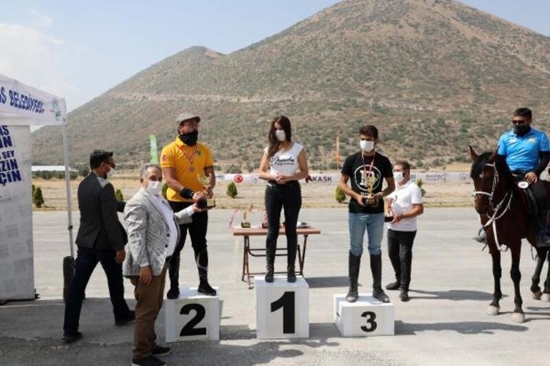 Kayseri'de Ali Dağı, spor organizasyonlarına ev sahipliği yapıyor