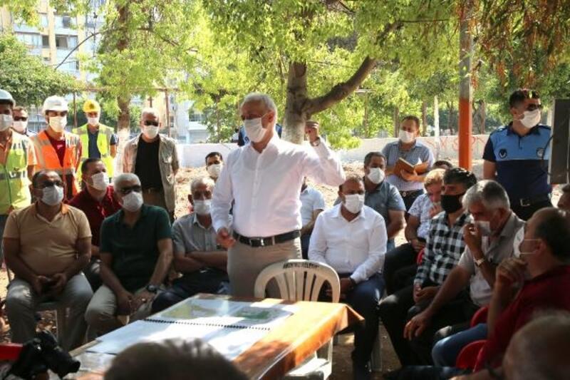 Akdeniz Belediyesi'nden muhtarlara tam destek