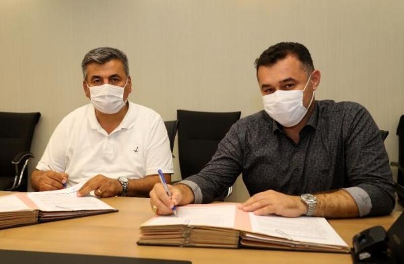 Alanya Belediyesi ile DKMP arasında protokol