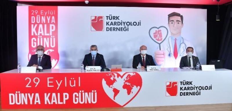 Pandemide kalp krizi geçiren hastaların yarısı hastaneye gitmiyor