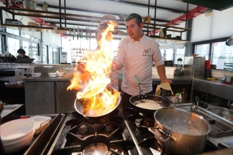 'Tirat Mutfak Bistro'da yemekler lezzetli tarifler ücretsiz