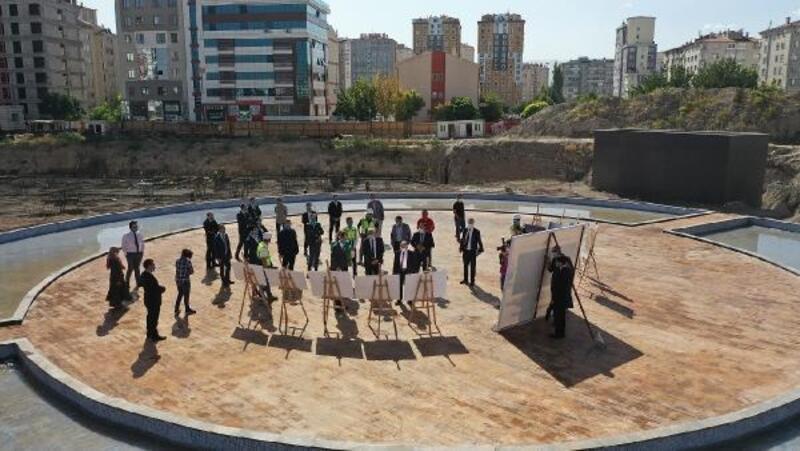 Sahabiye Kentsel Dönüşüm projesinin ilk etabı tamamlandı