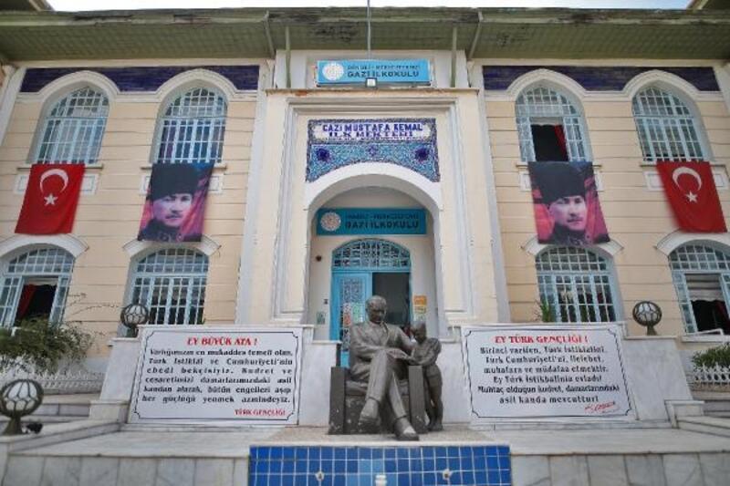 88 yıllık tarihi okul restore edilecek