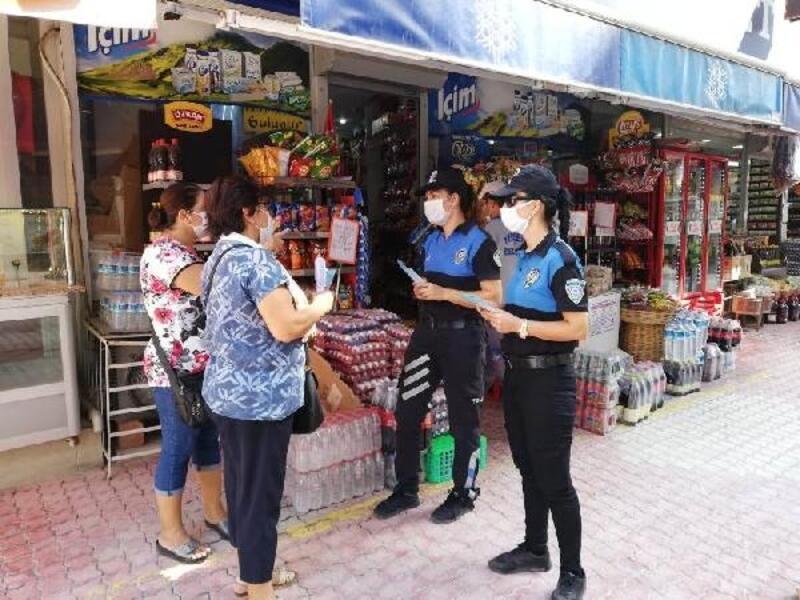 Polis ekipleri dolandırıcılara karşı uyardı