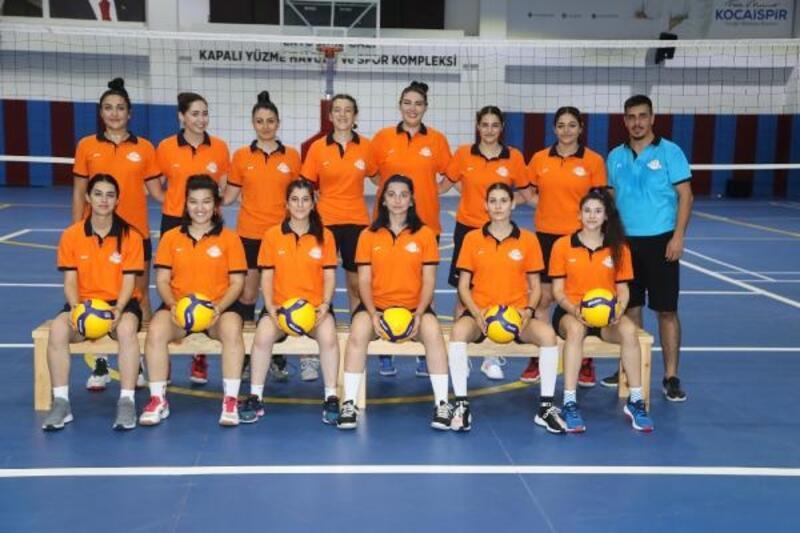 Yüreğir Beledyesi Voleybol Takımı, yeni sezona hazır