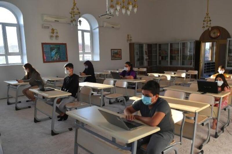 Başkent'te kırsal mahallelerdeki çocuklar internete kavuştu