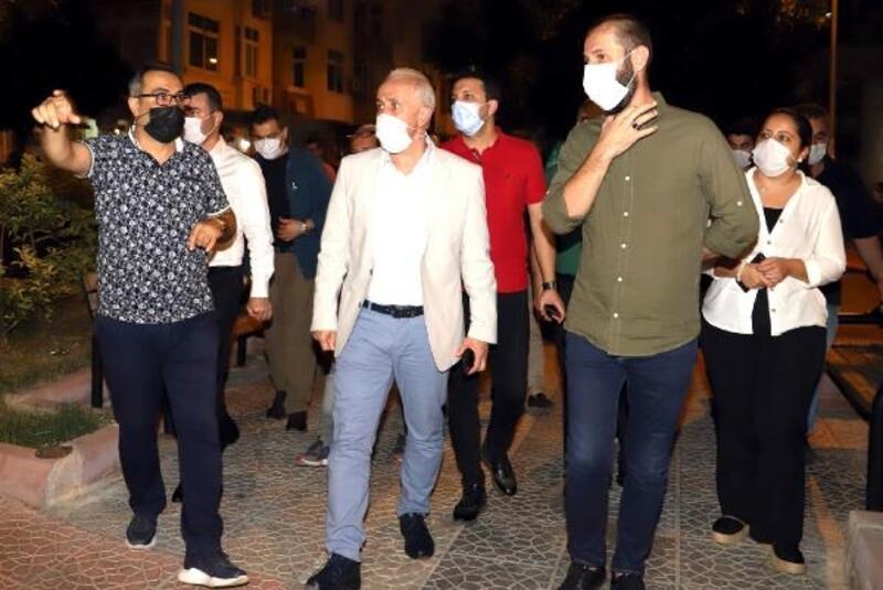 Başkan Gültak, Çamlıbel esnafını ziyaret etti