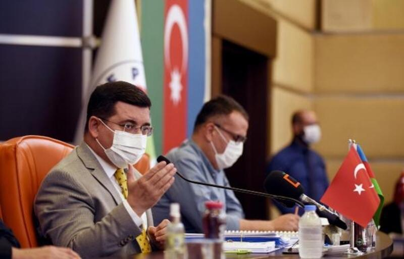 Kepez Meclisi, Azerbaycan için tek yürek