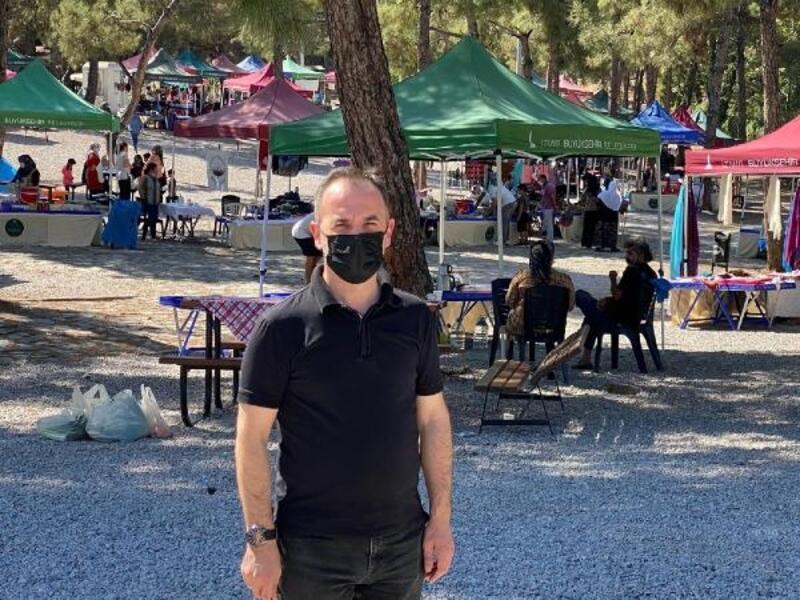 AK Partili Hızal'dan Tunç Soyer'e üretici pazarı eleştirisi