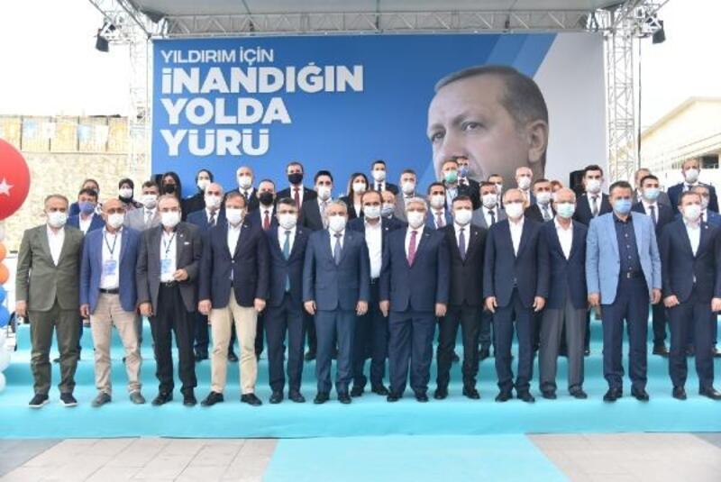 AK Parti Bursa'da ilçe kongreleri tamamlandı