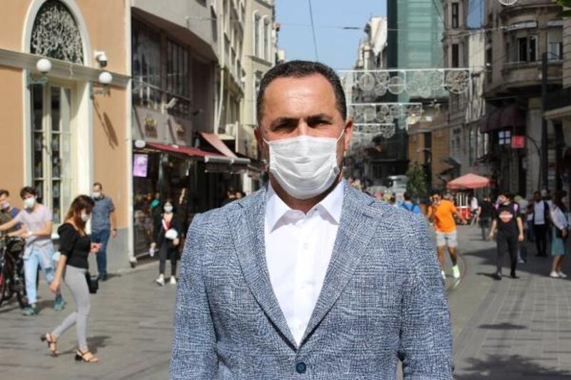 Beyoğlu Belediye Başkanı Yıldız'dan Taksim'de kaldırılan simitçi tezgahlarına ilişkin açıklama