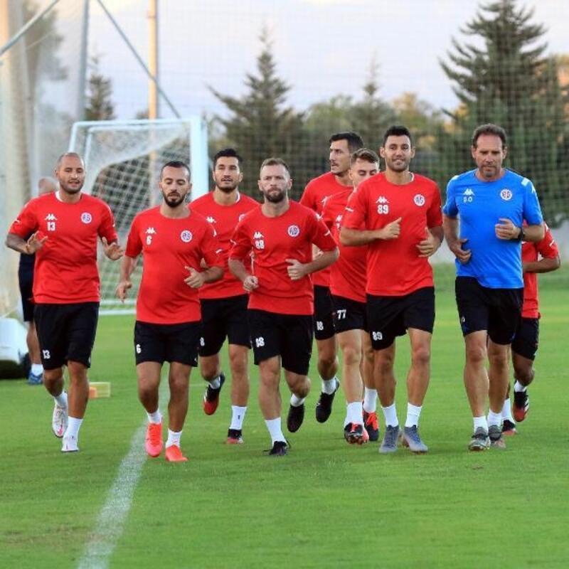 Antalyaspor yenilendi