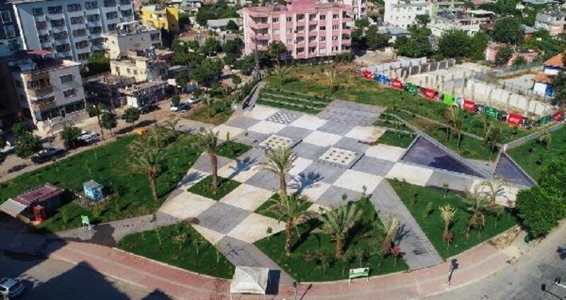 Milli şehit Kemal Bey'in Kent Meydanı'nda yeri hazırlandı