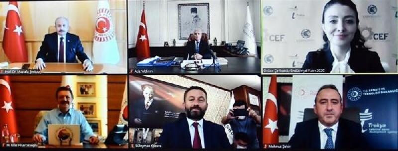 Çerkezköy Endüstriyel Fuarı bu yıl online gezilecek