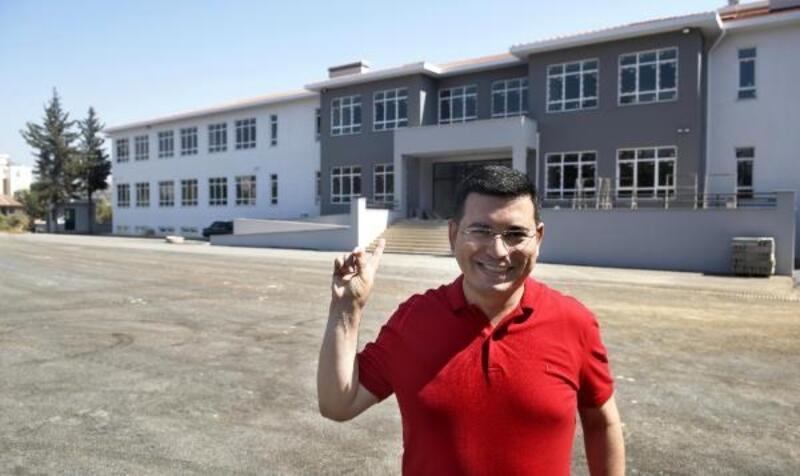 Tütüncü: En çok sevdiğimiz şey yeni okullar yaptırmak